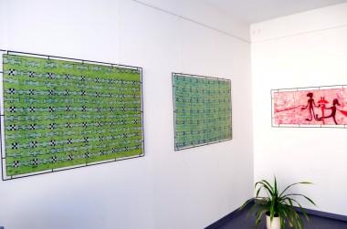 """Domgalerie """"Tiefer Keller"""" Merseburg 2015"""
