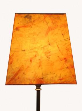 Schirm unten 15x15 cm