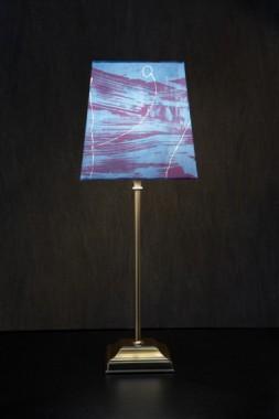 Leuchte Höhe 50 cm